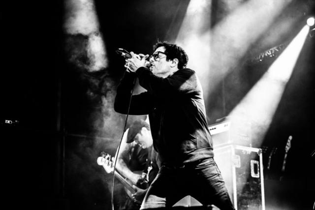 Lagwagon, Concert, b&w, Picture On, Festival